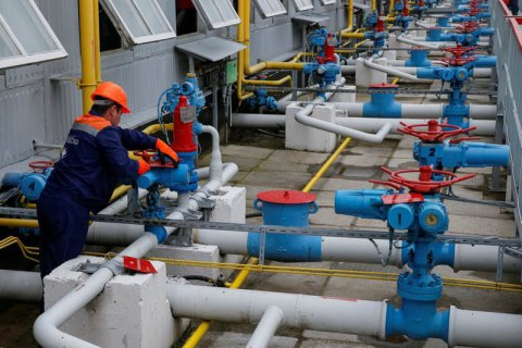 """Россия увеличила транзит газа через Украину из-за остановки """"Турецкого потока"""" на ремонт"""