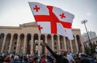 У Грузії опозиційні партії відмовляються від мандатів