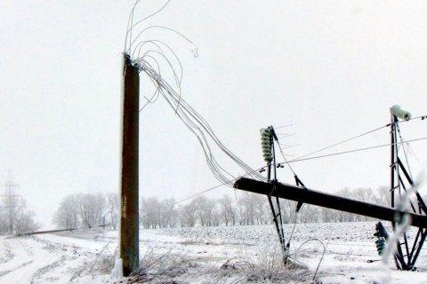 Збиток від негоди в Одеській області оцінили в 48 млн гривень