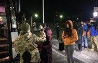 Из Польши в Украину прибыли около 3,4 тыс. украинцев