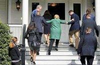 ЗМІ дізналися імена запасних кандидатів у президенти США замість Клінтон