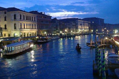 Для туристів в'їзд у Венецію стане платним з 1 липня 2020 року