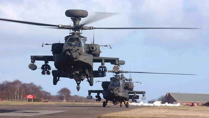 АH-64 Apache