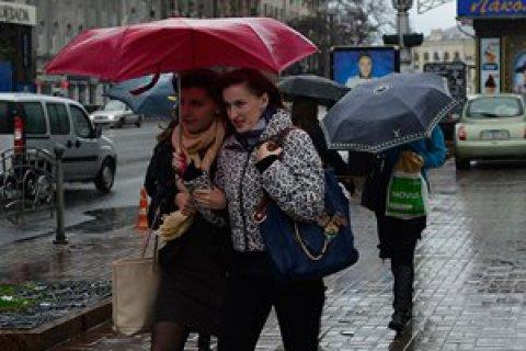 Завтра в Киеве потеплеет до +11 градусов