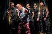 Five Finger Death Punch виступатимуть у Києві