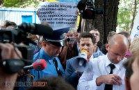 На Донбассе снова бастуют шахтеры, - Волынец