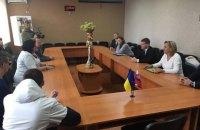 Словакия передала гуманитарную помощь в ОРДЛО