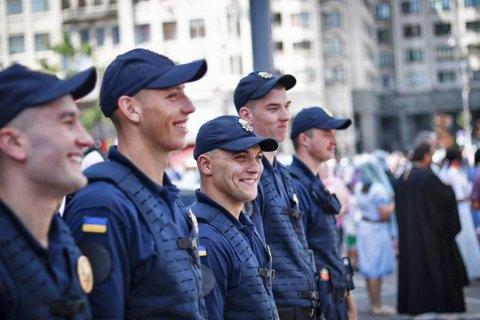Нацгвардія починає патрулювати вулиці міст з 1 серпня