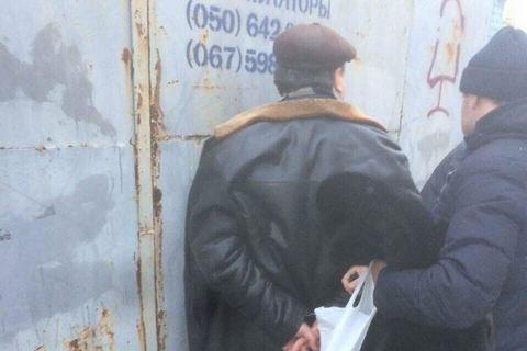Ректора київського вишу спіймали на хабарі (оновлено)