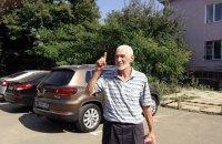 «Я имею право на одиночный пикет или нет?». Как в Крыму оштрафовали 64-летнего активиста Давлатова на 10 тысяч рублей