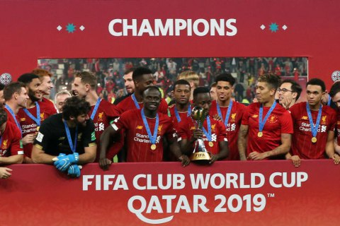 Спортивные журналисты определили лучшую команду мира 2019 года