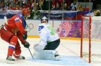 Росія і Канада можуть битися лише у фіналі Олімпіади