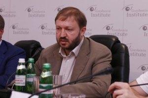 Горбаль подав документи у ЦВК як самовисуванець