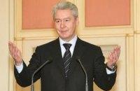 На виборах у Москві чинний мер Собянін набрав понад 70% голосів