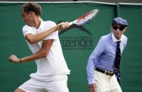Істерикою російського тенісиста завершився матч 3-го раунду Вімблдона