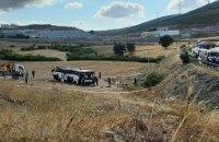 У Туреччині перекинувся пасажирський автобус, загинуло 14 осіб