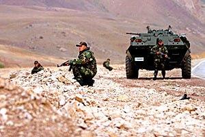 Турецкие солдаты выступили против курдских боевиков