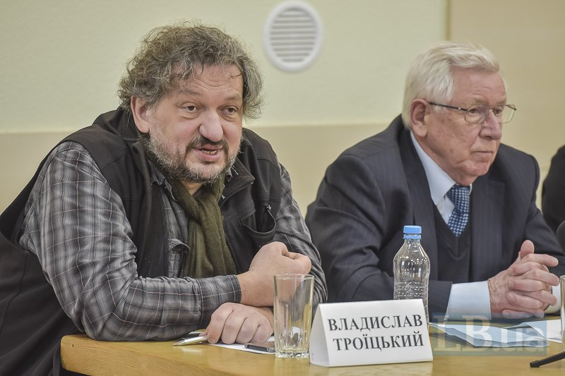 Влад Тройцкий и Анатолий Молотай