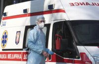 Власти Тернополя пообещали по 10 тыс. гривен медикам, которые лечат больных COVID-19