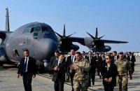 Зеленський побував на авіабазі Національної гвардії США у Каліфорнії