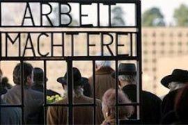 Найдена украденная в Освенциме табличка