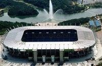 В чемпионате Кореи вратарь из аута сделал голевой пас сопернику