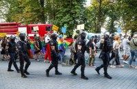 Після ЛГБТ-акції в Одесі сталися сутички, 51 затриманий