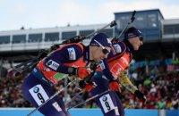 Эстафету стартовавшего чемпионата мира по биатлону выиграла сборная Норвегии
