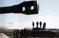 С начала суток на Донбассе произошло восемь обстрелов