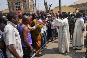 Террорист-смертник подорвал христианскую церковь в Нигерии