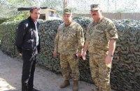 Колишній генсек НАТО закликав надати Україні оборонну зброю