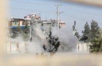 Вооруженные лица напали на телеканал Shamshad TV в Афганистане