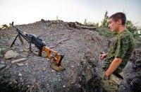 """Окупанти за добу чотири рази порушили """"тишу"""" на Донбасі"""