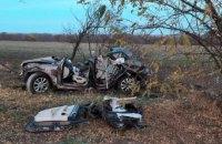 ДТП на Херсонщині, у якій загинуло 4 людей: за кермом перебував 15-річний хлопець (оновлено)