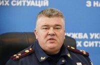 Охрана ГосЧС не пустила Бочковского на рабочее место