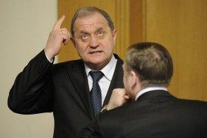 Янукович повысил Могилева в звании