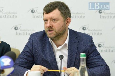 """Корнієнко: """"Слуга народу"""" не збирає підписи за позачергову сесію Ради"""