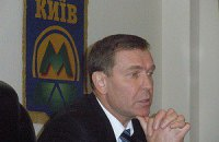 Звільнено начальника Київського метро