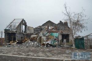 Штаб АТО повідомив про скорочення обстрілів на Донбасі
