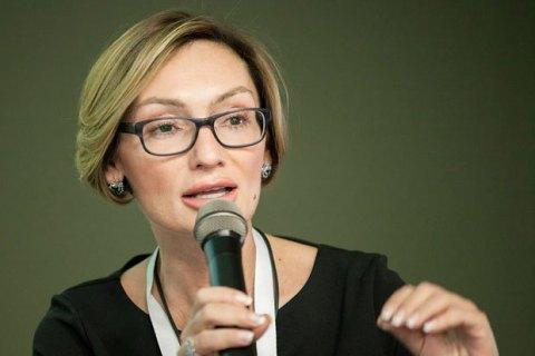 Рожкову відсторонили від посади заступниці голови Нацбанку, - нардеп Луценко