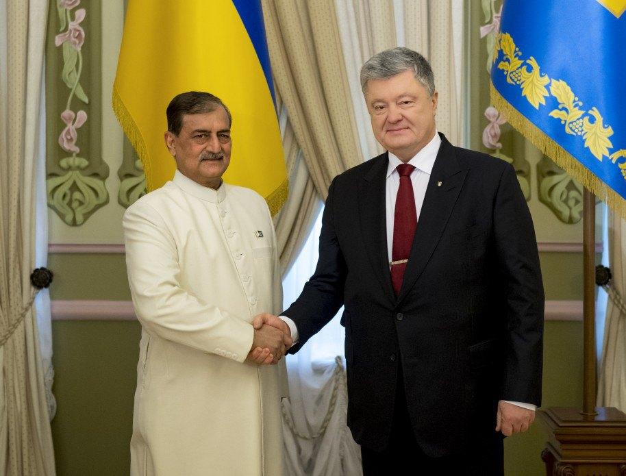 Посол Захид Мубашир Шейх