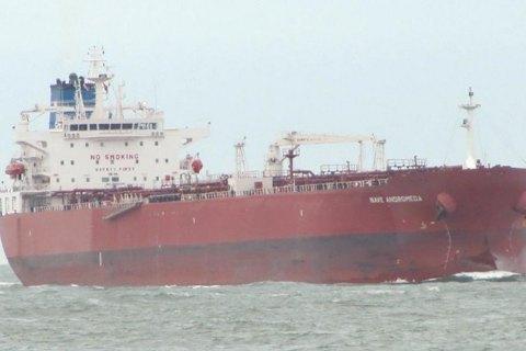 На танкере у берегов Британии спецназ задержал семь человек, которые угрожали экипажу