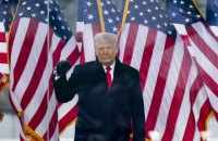 Трамп закликав своїх прихильників утриматися від насильства