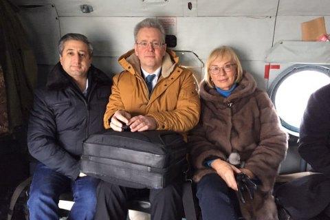 Новий голова ОБСЄ полетів на Донбас