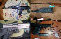 На Київщині затримали особливо небезпечну банду, яка скоїла десятки розбійних нападів