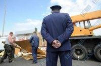 """Задержанных на """"Лесном"""" рынке арестовали на 3-5 суток"""