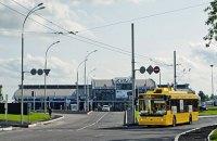 """Між аеропортом """"Київ"""" і залізничним вокзалом пустять тролейбус"""