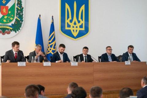Зеленский устроил кадровые чистки в Житомире из-за ситуации с янтарем