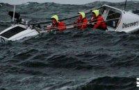800-километровый пролив Дрейка впервые в истории пересекли на гребной лодке