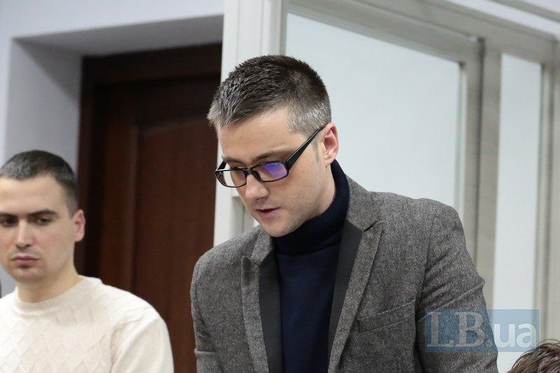 Адвокат Андрей Мурашкин